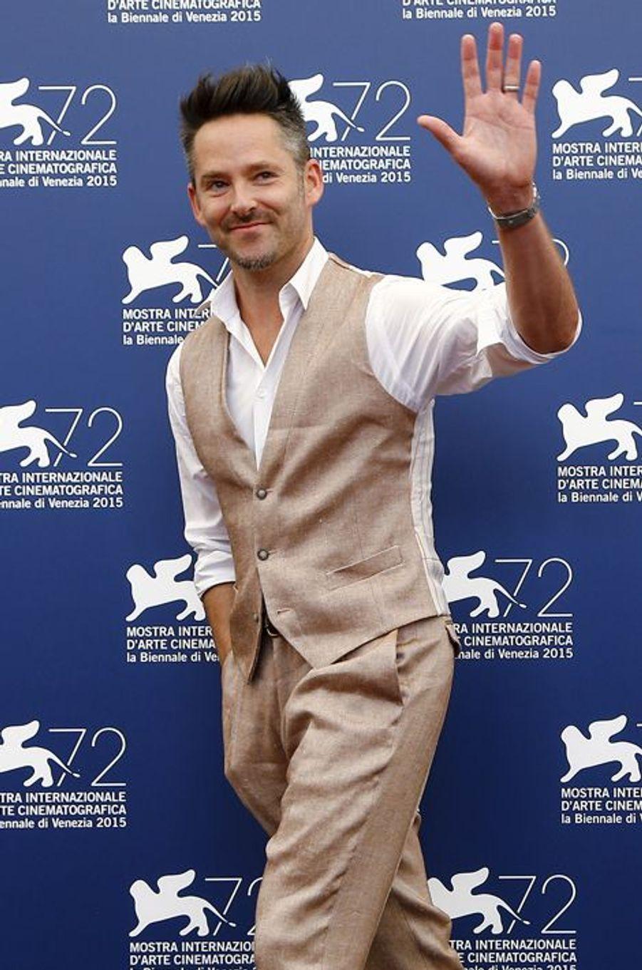 Vendredi 4 septembre : Scott Cooper arrive à la 72ème édition du festival international du film de Venise.