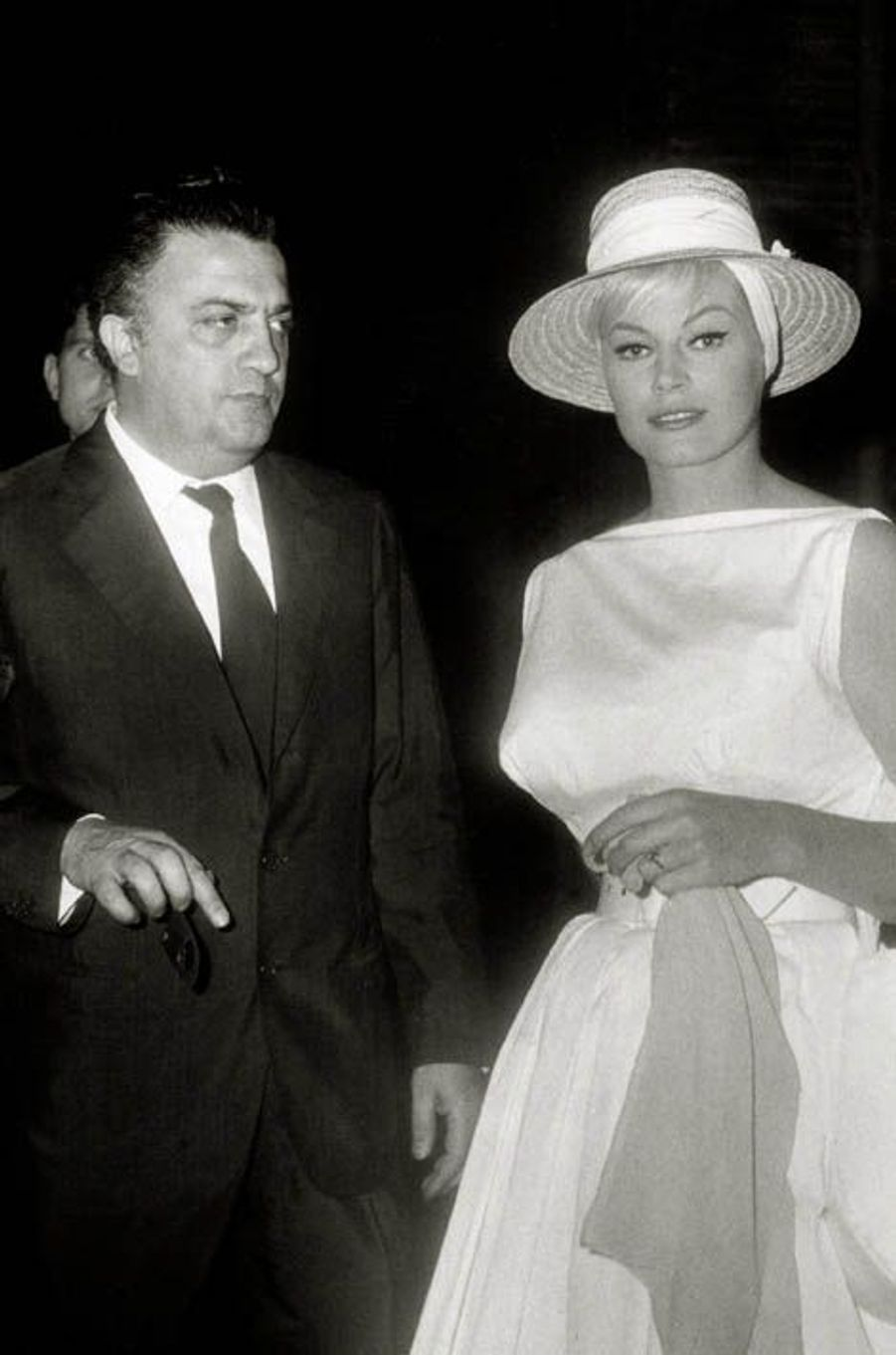 Anita Ekberg, en 1961