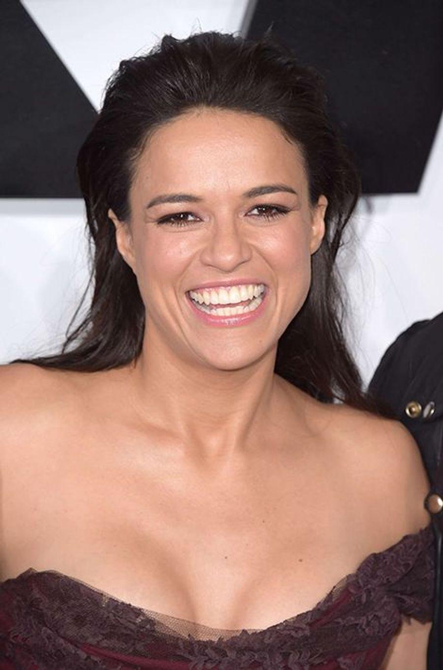 Michelle Rodriguez à Los Angeles le 1er avril 2015