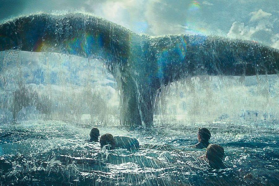 """""""Au coeur de l'Océan"""" de Ron Howard, sortie le 11 mars"""