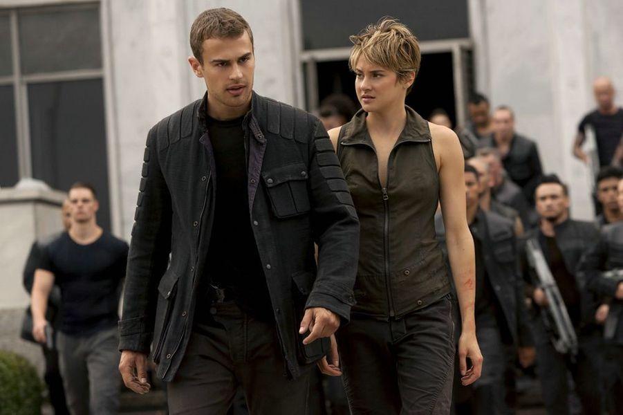 """""""Divergente 2: l'insurrection"""" de Robert Schwentke, sortie le 18 mars"""