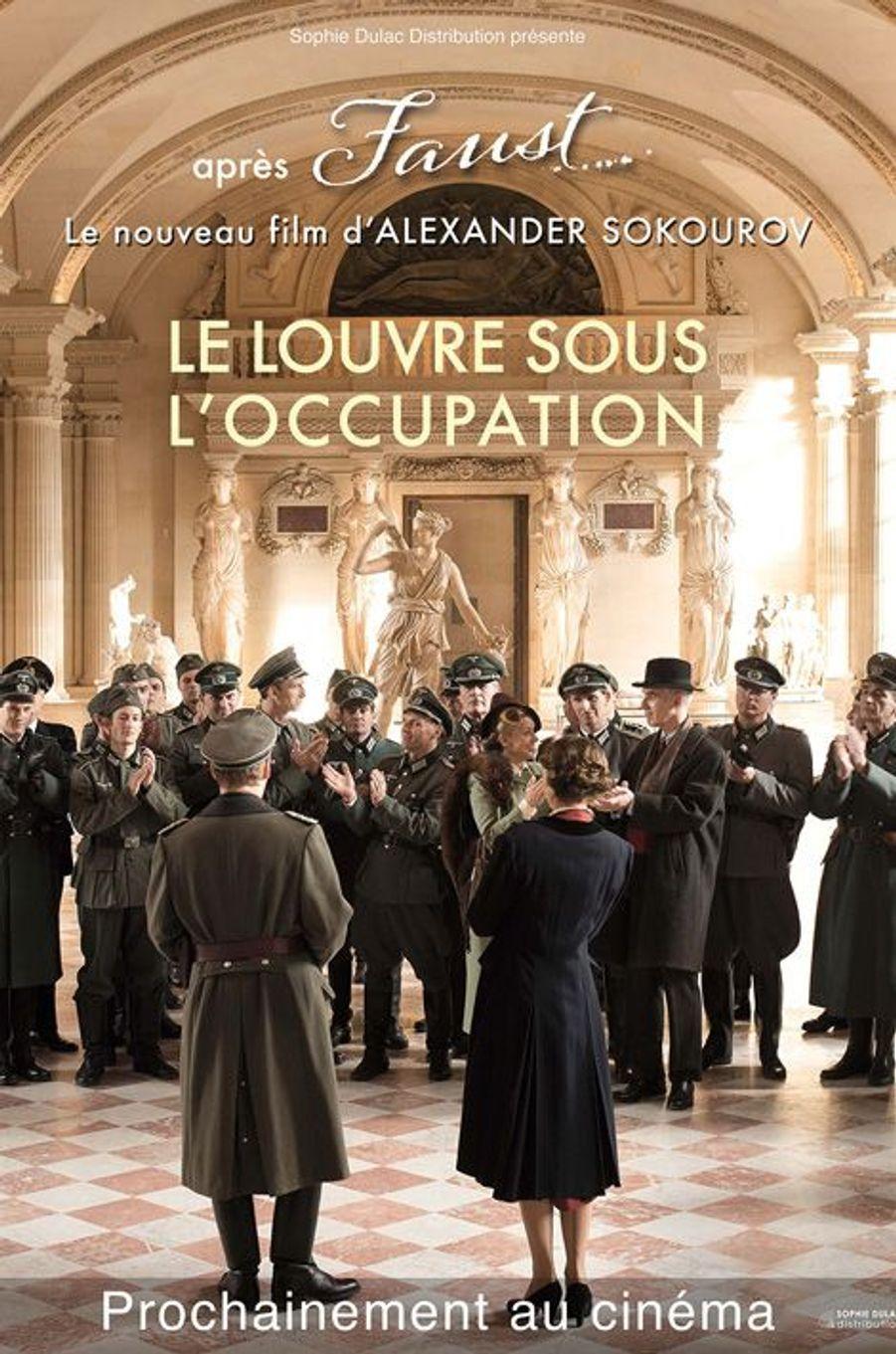 """""""Francophonia, Le Louvre sous l'occupation"""" d'Alexandre Sokourov, sans date"""