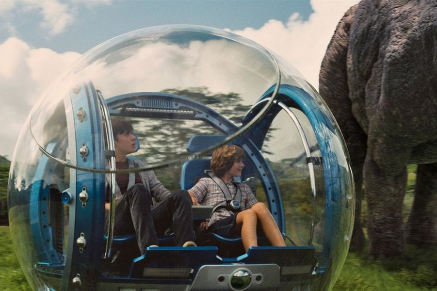 """""""Jurassic World"""" de Colin Trevorrow, sortie le 10 juin"""