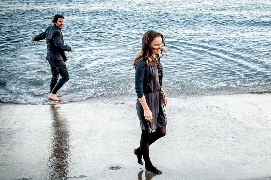 """""""Knight of the Cups"""" de Terrence Malick, sans date"""