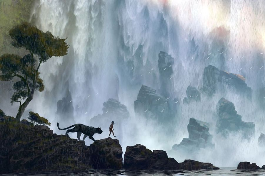 """""""Le Livre de la jungle"""" de Jon Favreau, sortie le 21 octobre"""
