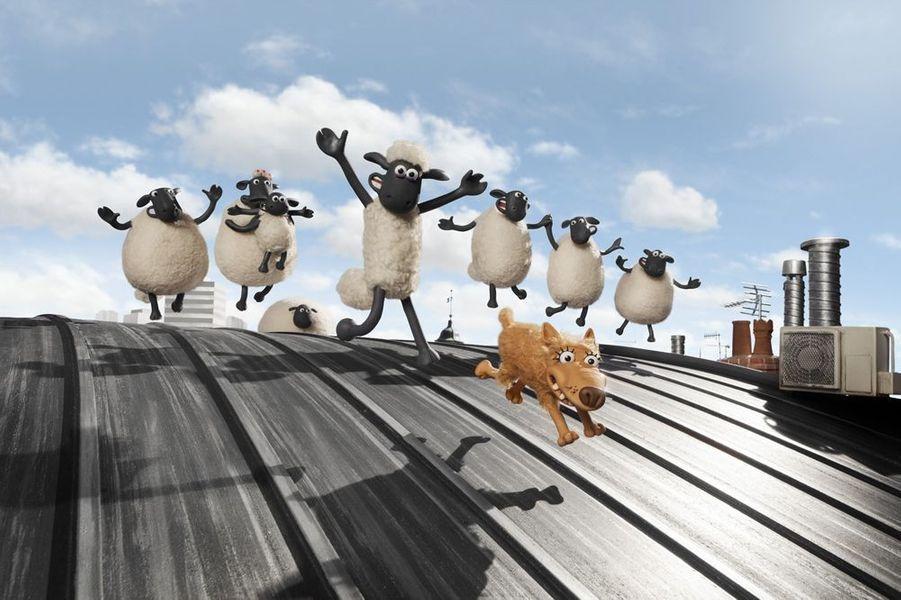 """Shaun, le mouton"" de Mark Burton, Richard Goleszowski, sortie le 1er avril"