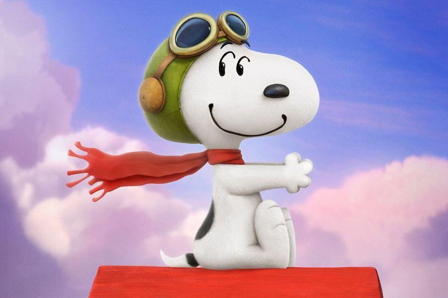 """""""Snoopy et les Peanuts - Le Film"""" de Steve Martino, sortie le 16 décembre"""