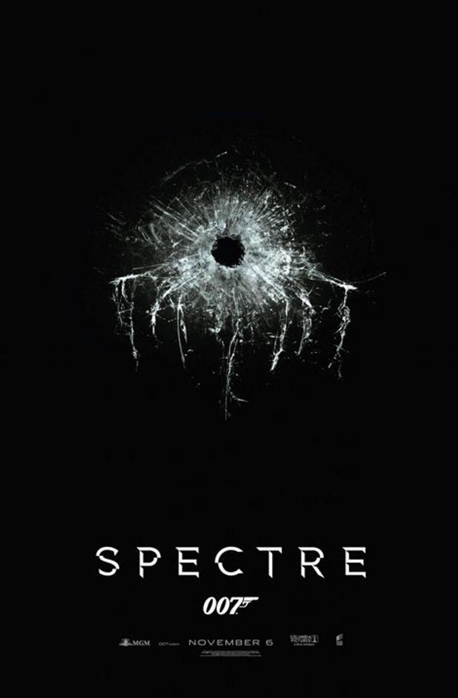 """""""SPECTRE"""" de Sam Mendes, sortie le 23 octobre"""
