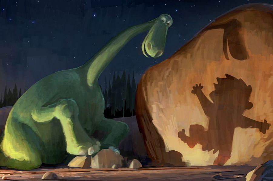 """""""The Good Dinosaur"""" de Peter Sohn, sortie le 2 décembre"""