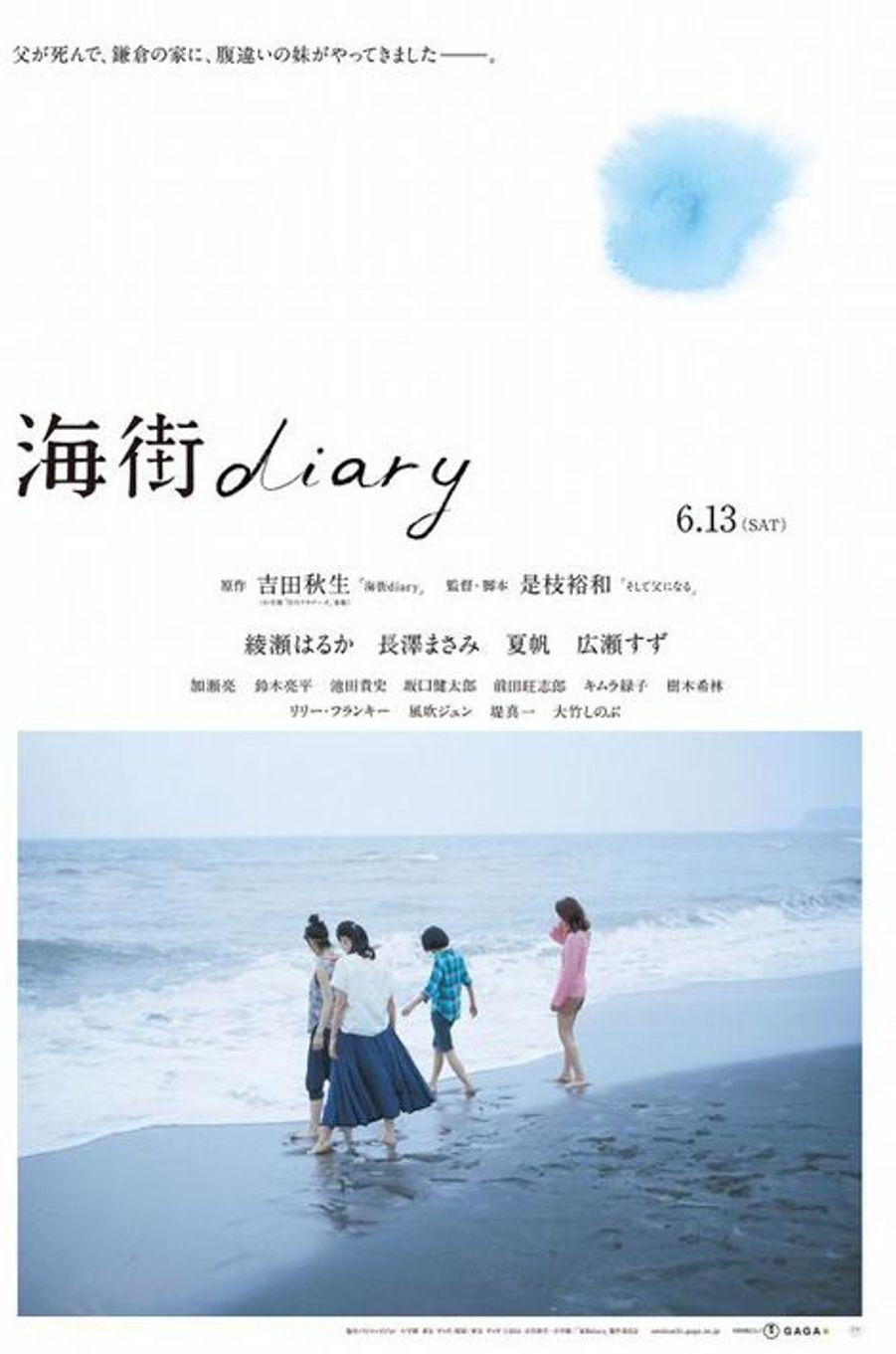 """""""Umimachi Diary"""" de Hirokazu Kore-Eda, sans date"""