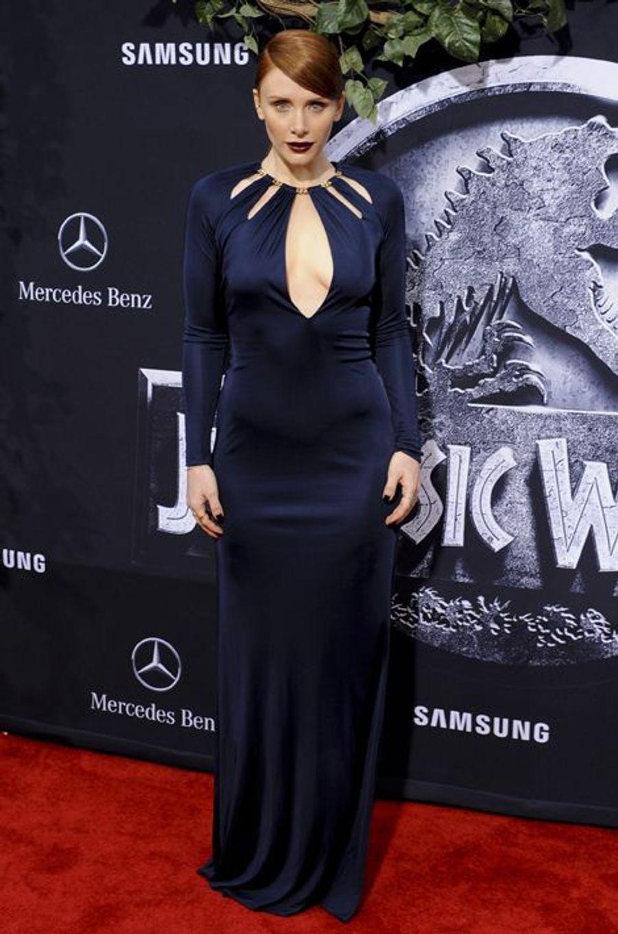 Bryce Dallas Howard à Los Angeles le 9 juin 2015