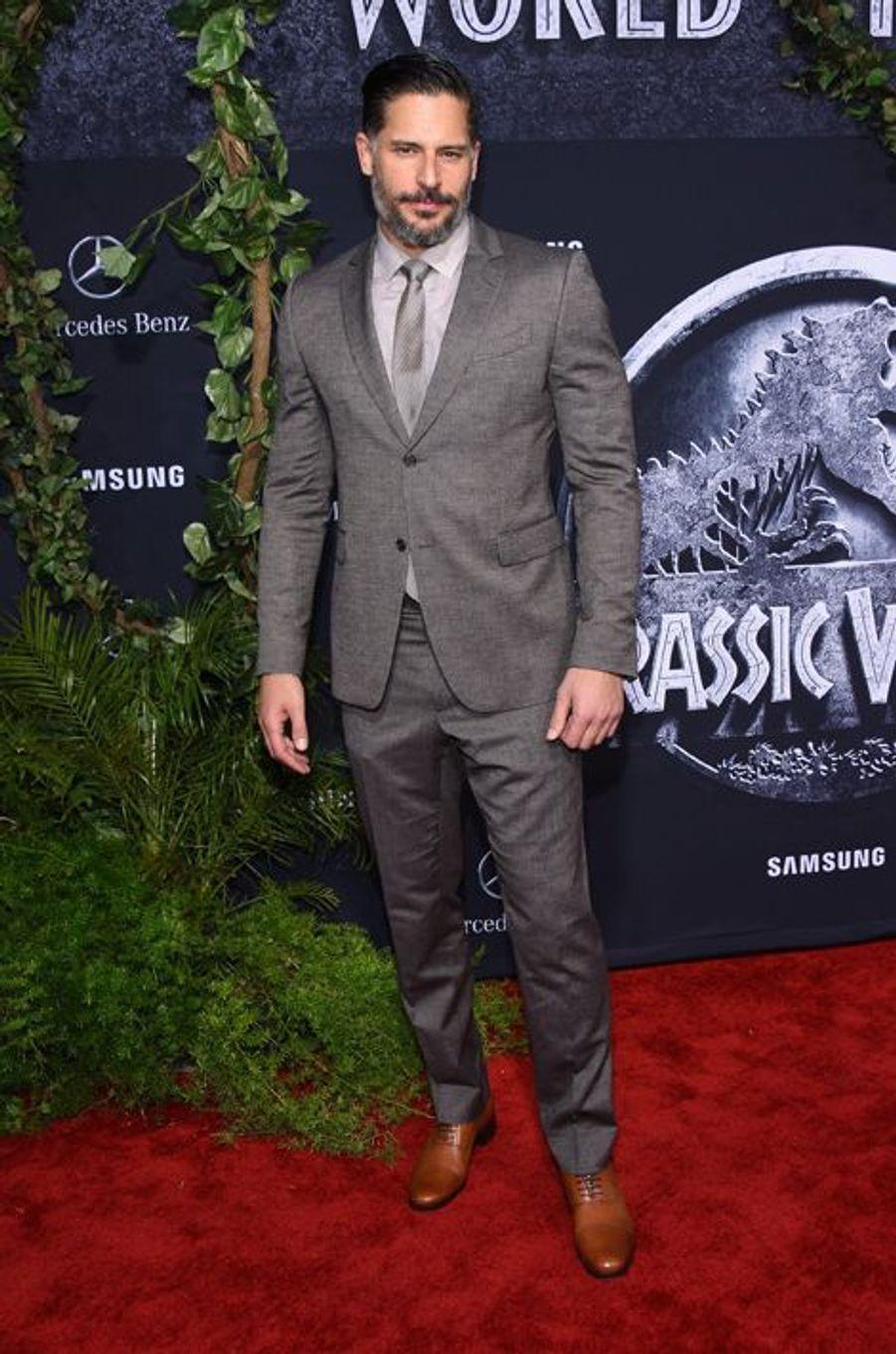 Joe Manganiello à Los Angeles le 9 juin 2015