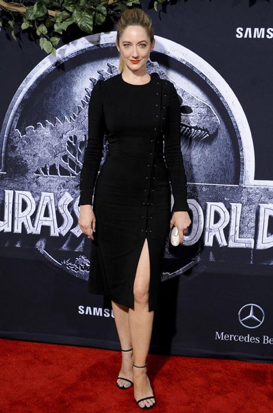 Judy Greer à Los Angeles le 9 juin 2015