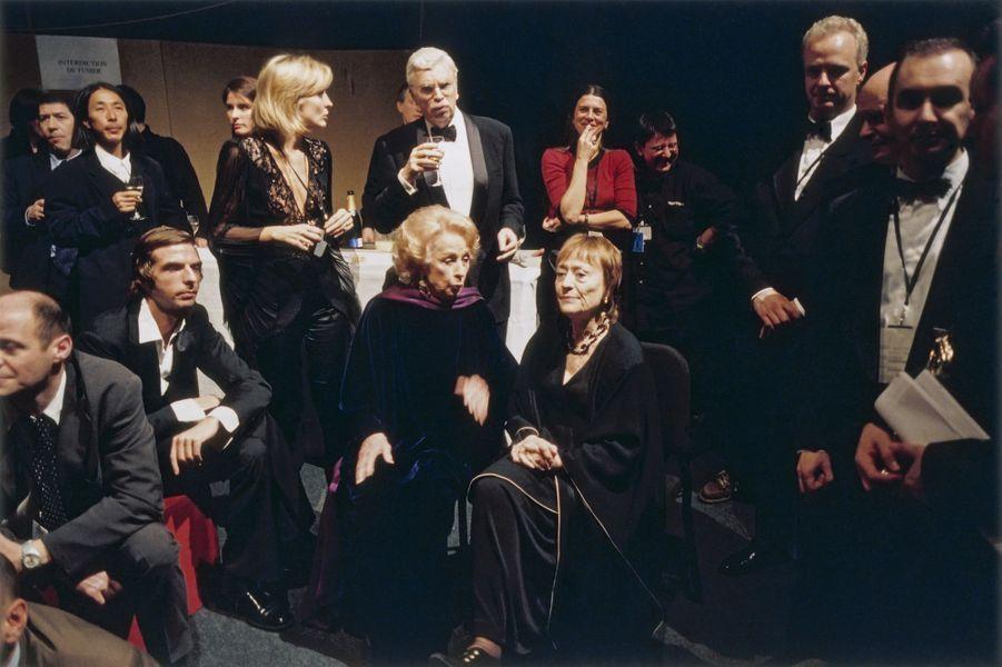 Annie Girardot en 2002
