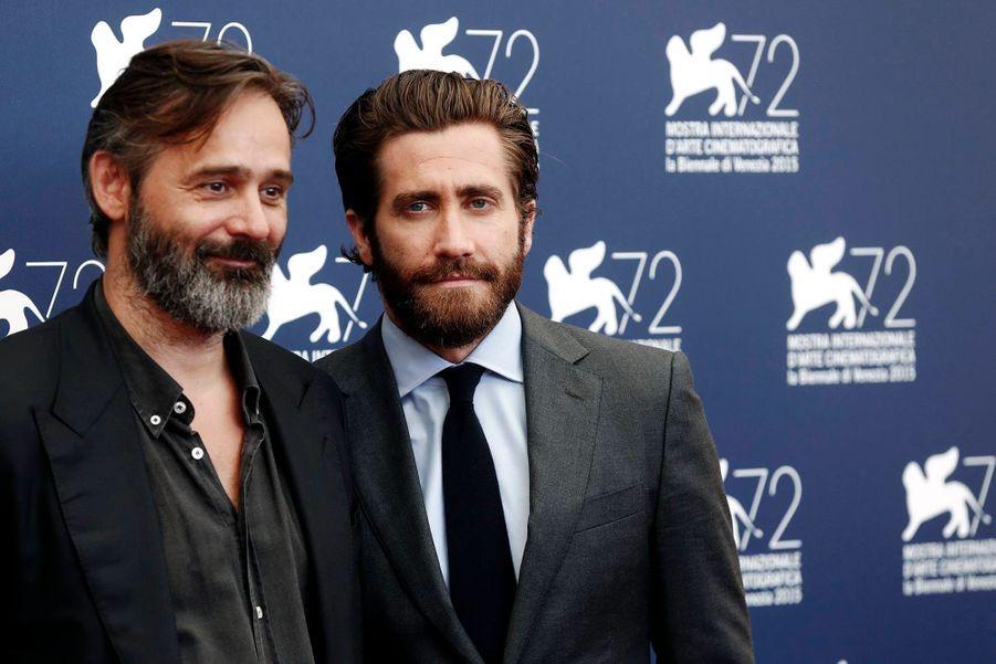 Baltasar Kormakur et Jake Gyllenhaal