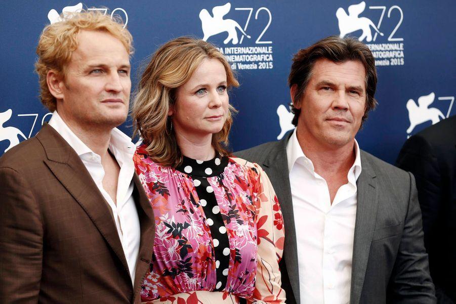 Jason Clarke, Emily Watson et Josh Brolin