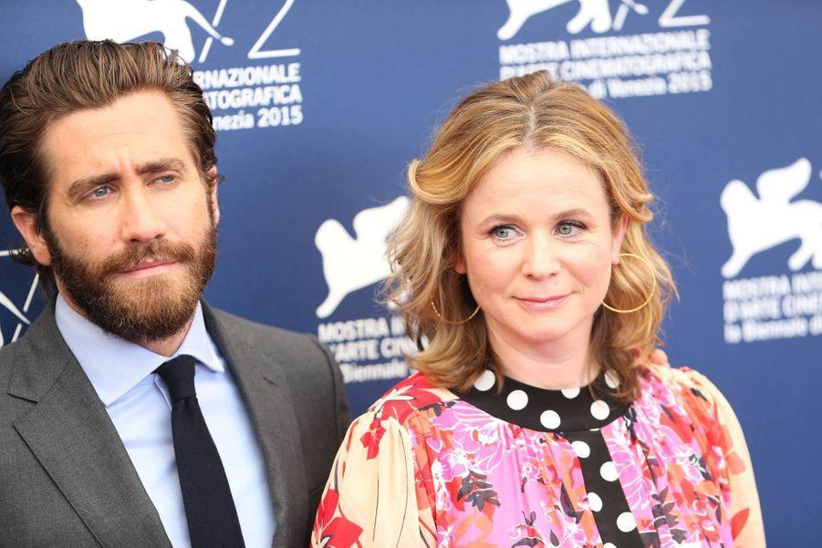 Dans les yeux bleus de Jake Gyllenhaal