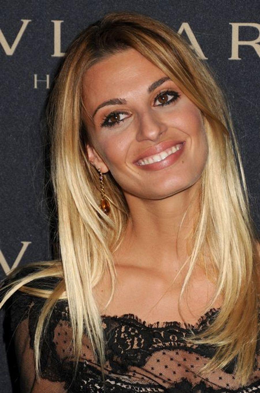 Sveva Alviti, en février 2014