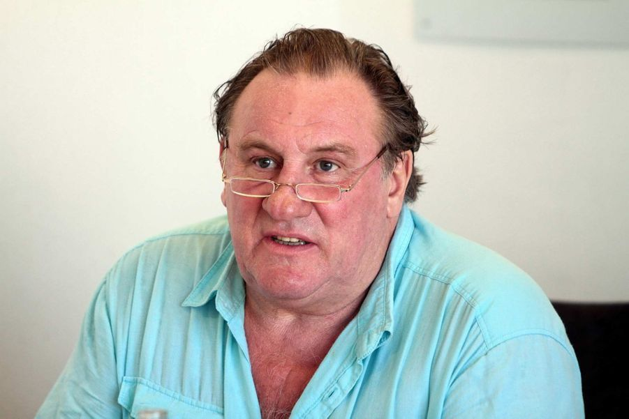 "Depardieu ""invincible"" entre amis"