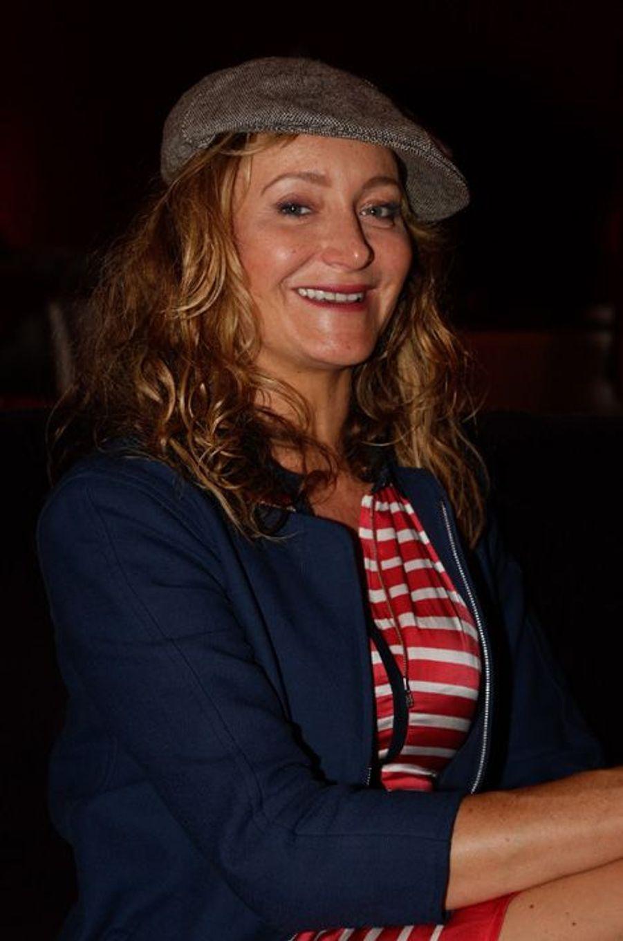 Julie Ferrier pour «Bouboule» de Bruno Deville