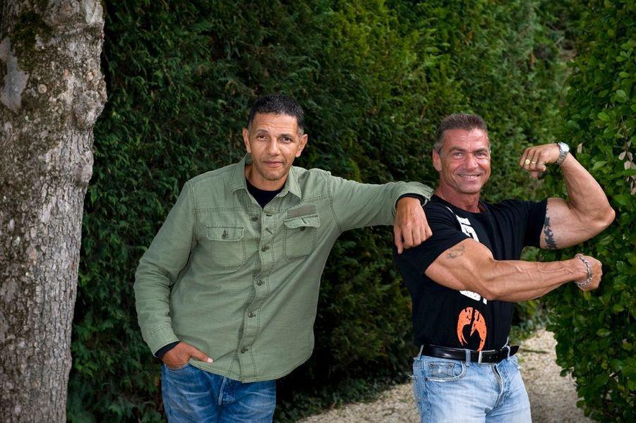 Roschdy Zem et François Yolin Gauvin pour «Bodybuilder»