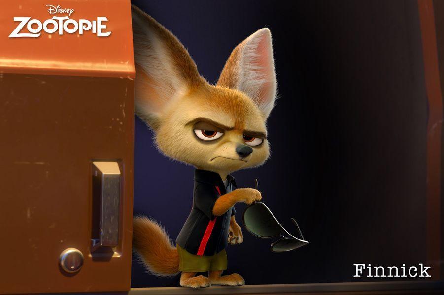 """Dans """"Zootopie"""", Teddy Riner prête sa voix à Finnick, un fennec bagarreur"""