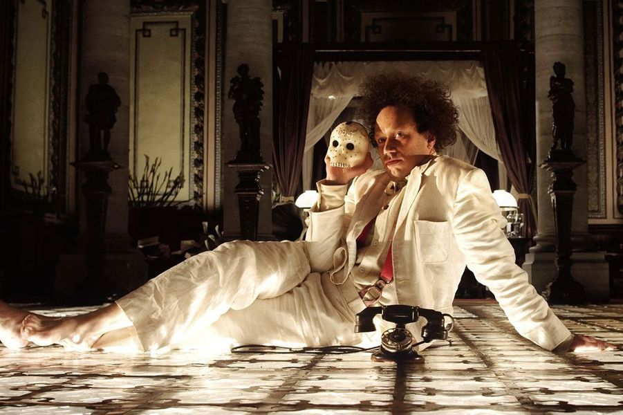 """Eisenstein in Guanajuato"" de Peter Greenaway"