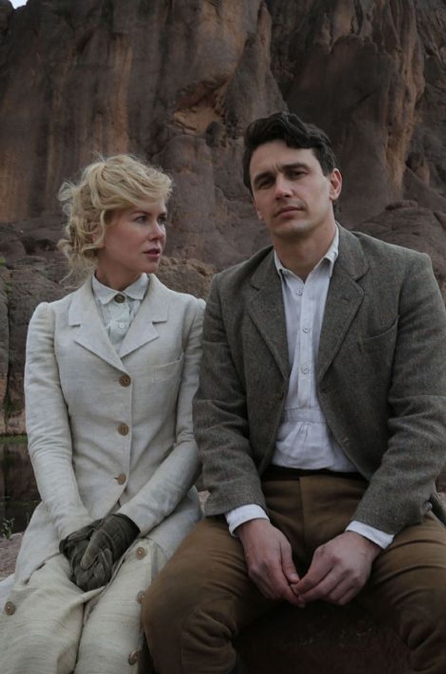 """Queen of the Desert"" de Werner Herzog"