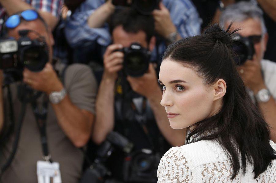 Rooney Mara à Cannes le 17 mai 2015