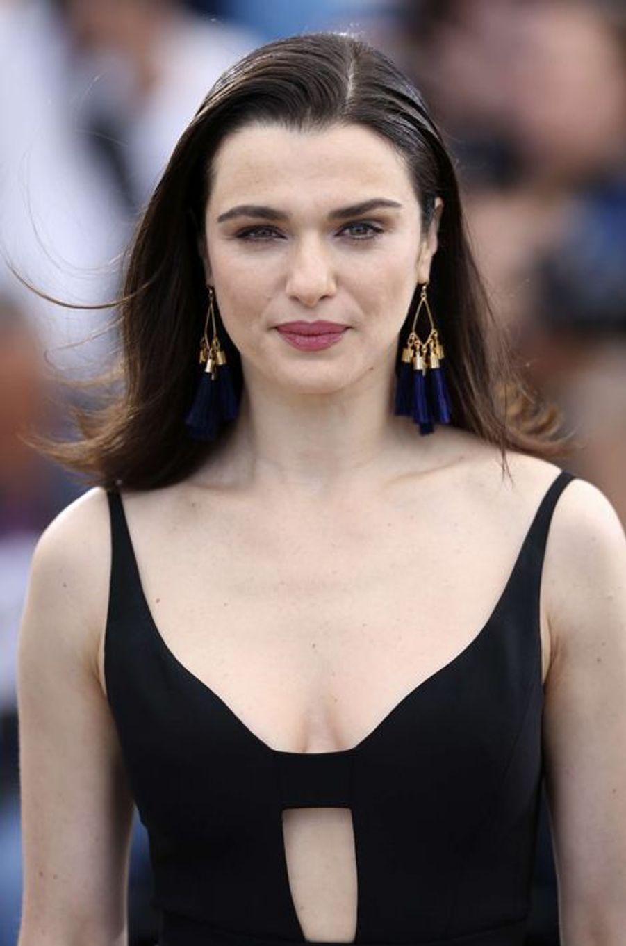 Rachel Weisz à Cannes le 15 mai 2015