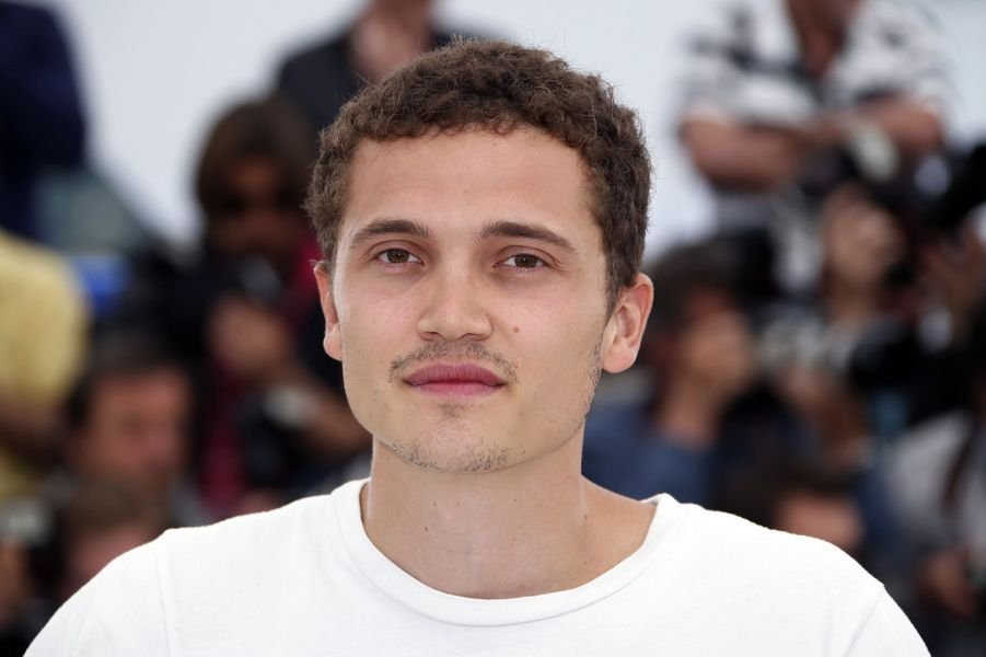 Karl Glusman à Cannes le 21 mai 2015