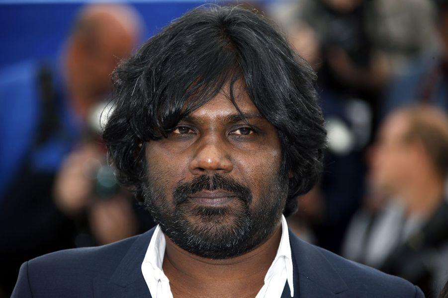 Jesuthasan Antonythasan à Cannes le 21 mai 2015