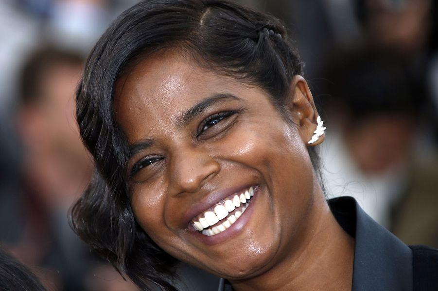 Kalieaswari Srinivasan à Cannes le 21 mai 2015