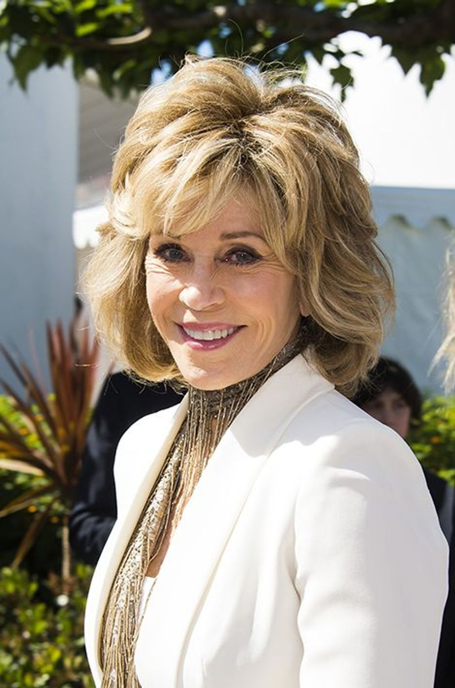 Jane Fonda à Cannes le 20 mai 2015