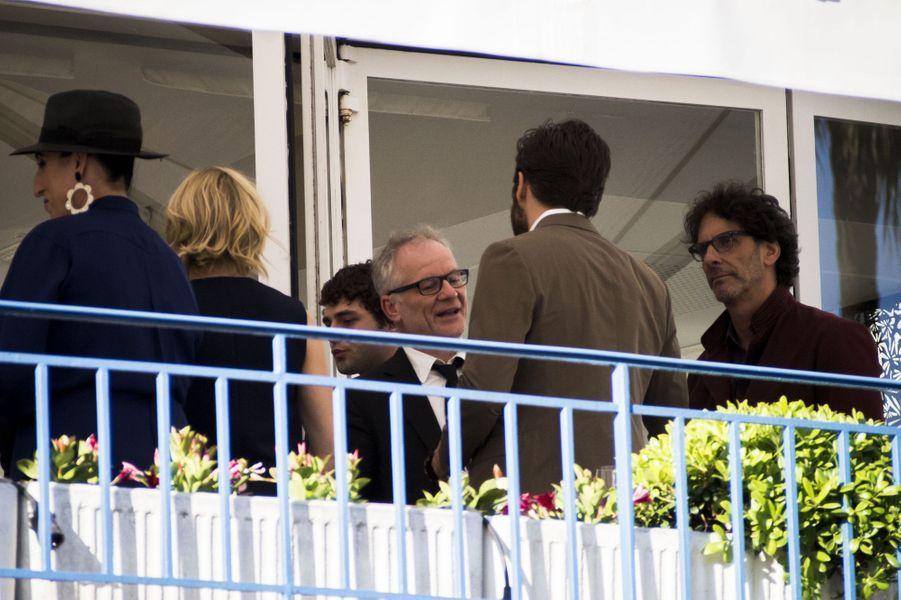 Les membres du jury du Festival de Cannes 2015