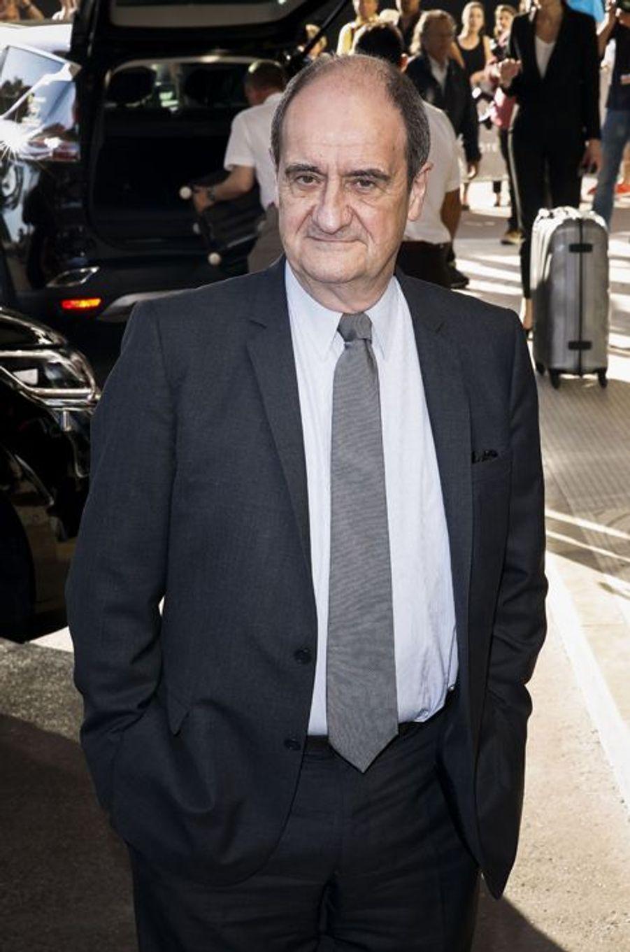 Pierre Lescure, président du Festival de Cannes