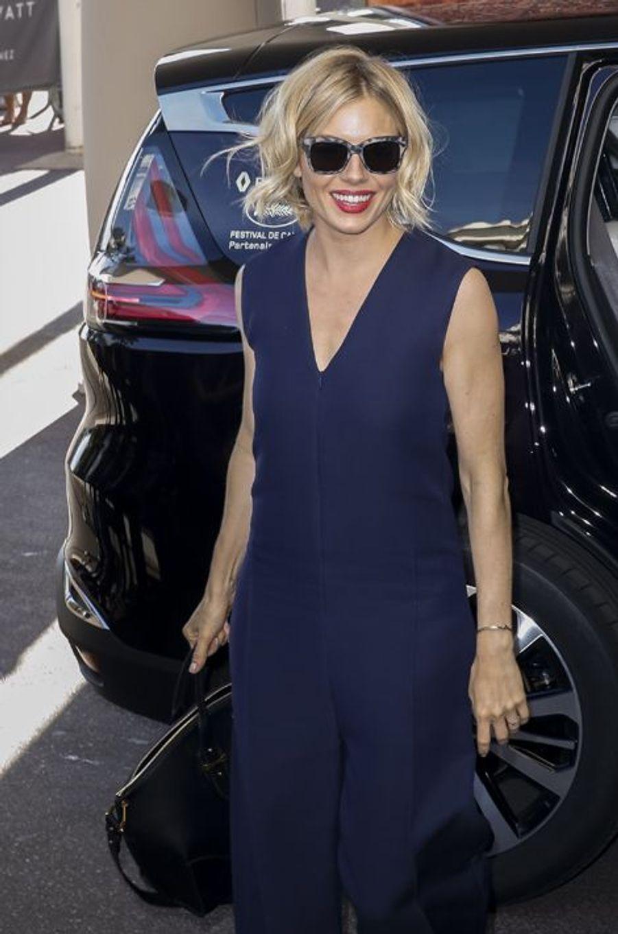 Sienna Miller, membre du jury du Festival de Cannes 2015