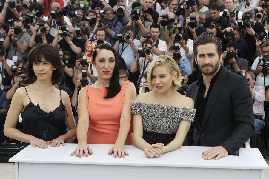 Sophie Marceau, Rossy de Palma, Sienna Miller et Jake Gyllenhaal