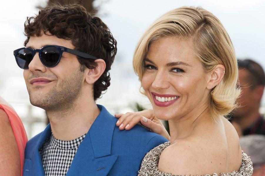 Xavier Dolan et Sienna Miller