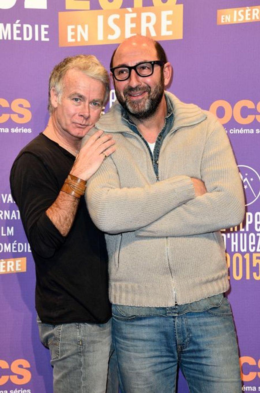 Franck Dubosc et Kad Merad