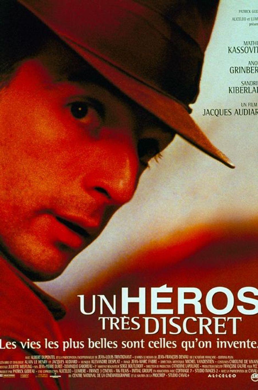 """""""Un héros très discret"""", 1996"""