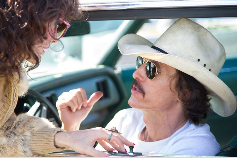 «Dallas Buyers Club» de Jean-Marc Vallée (2014)