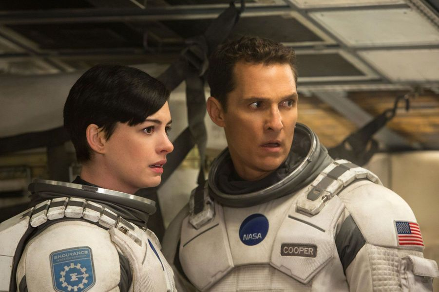 «Interstellar» de Christopher Nolan (2014) avec Sandra Bullock