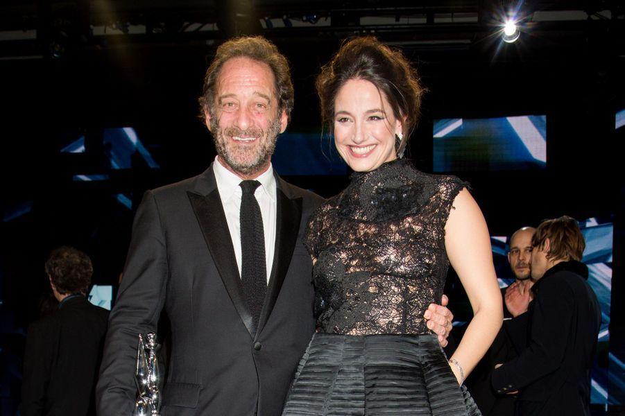 Vincent Lindon et Marie Gillain