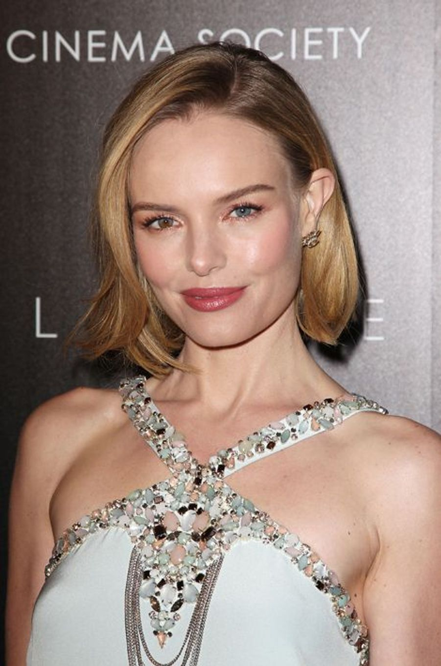 Kate Bosworth à New York le 13 janvier 2014