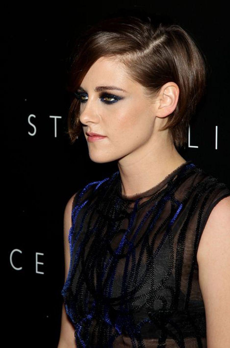 Kristen Stewart à New York le 13 janvier 2014
