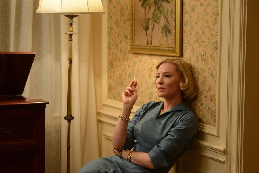 Avec Cate Blanchett, Rooney Mara, Kyle Chandler