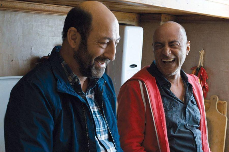 Avec Kad Merad, Patrick Bosso, Venantino Venantini