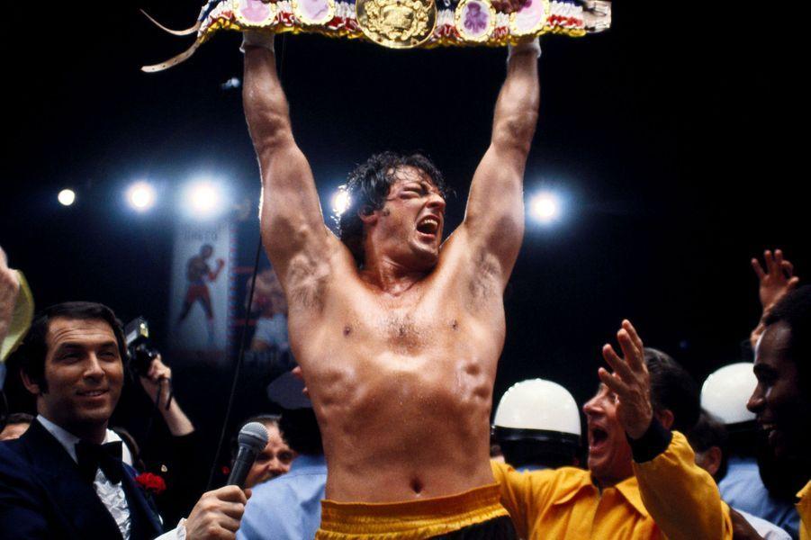 """""""Rocky 2 : La Revanche"""" (1979)"""
