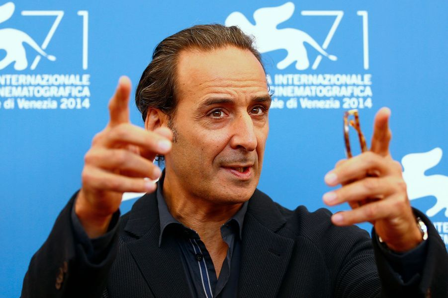 Alexandre Desplat, président du jury